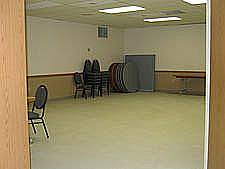 Meeting Room With 50 Person Capacity.